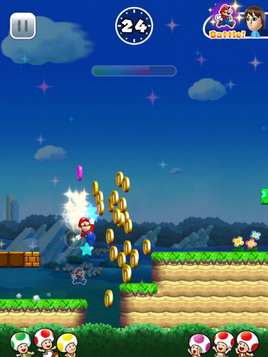 Super Mario Run - Un salto de tradición y novedad