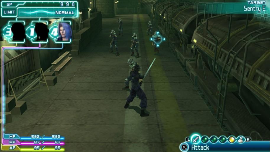 Crisis Core tenía un curioso sistema de combate que podía ser algo extraño en primer lugar, para convertirse a las horas en un factor profundamente adictivo.