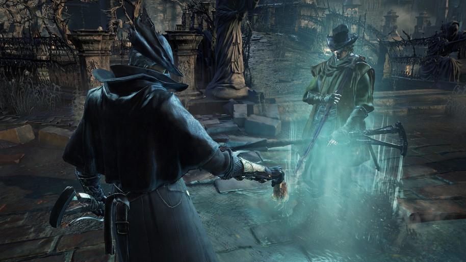 Bloodborne - Antiguos Cazadores (PS4).