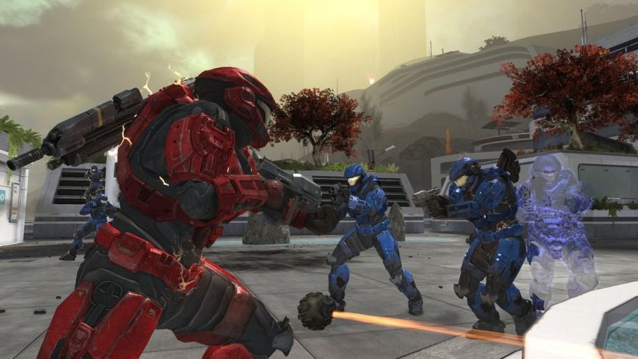 Halo: Reach (Xbox 360).