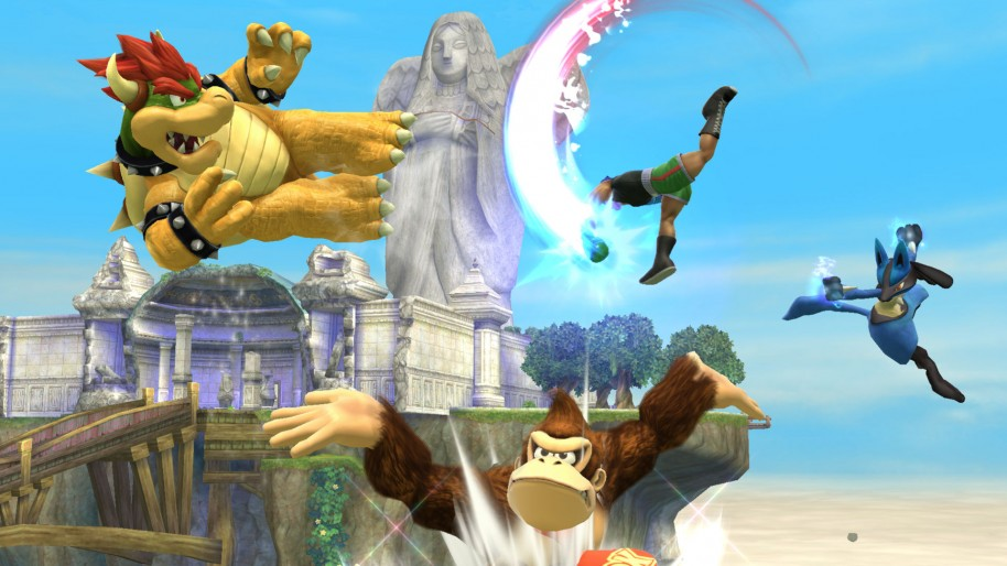 Super Smash Bros. (Wii U).