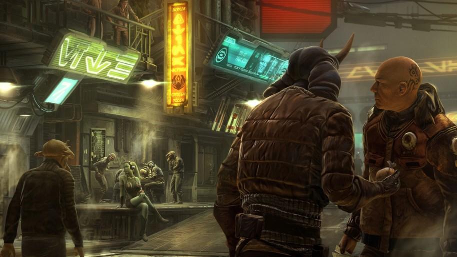 Star Wars 1313 fue uno de los proyectos de acción y aventuras sobre La Guerra de las Galaxias que se descartaron.