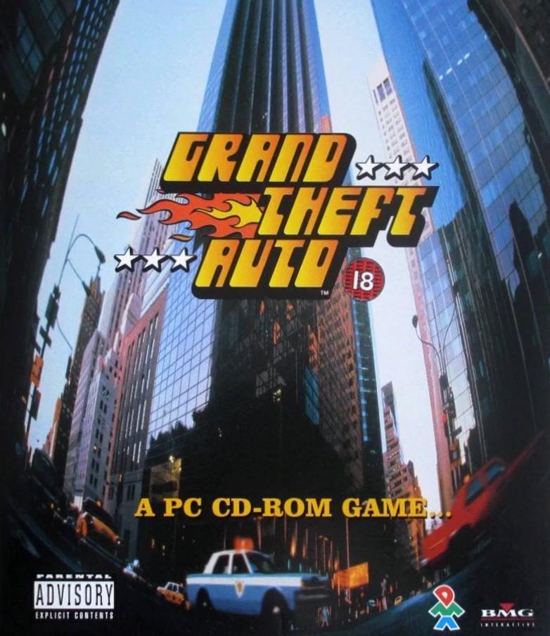 20 años de GTA