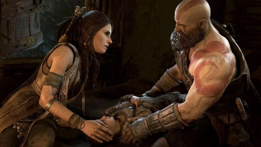 Freya es el ejemplo para Kratos de los errores cometidos con los hijos, cuando ya no pueden ser reparados.