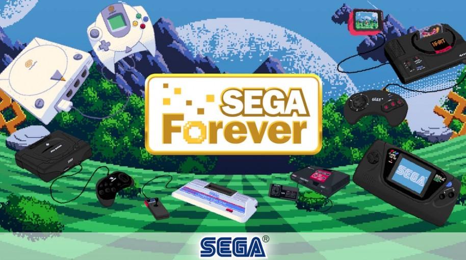 Sega Forever ha sido el último intento de Sega por brindar clásicos a sus usuarios.