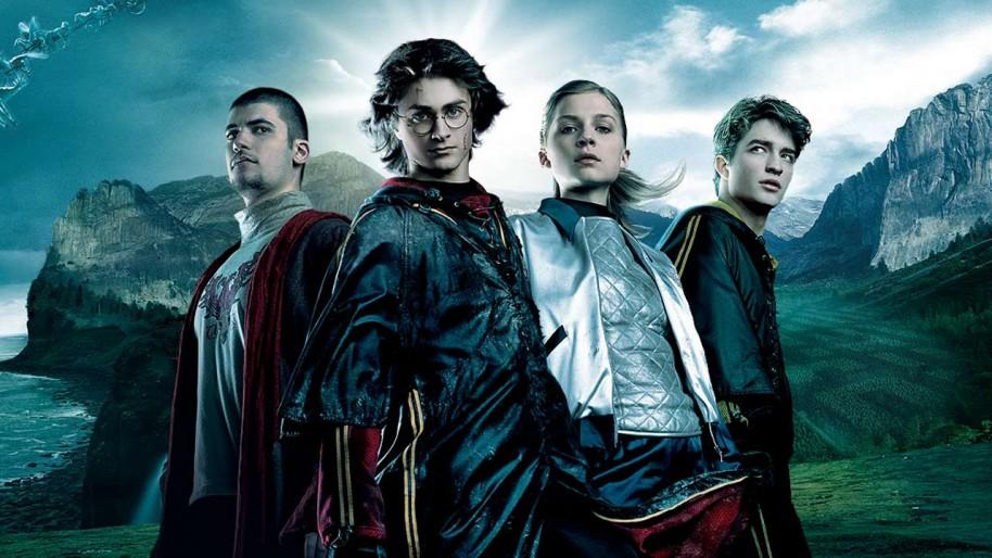 Imagen de Harry Potter y el Cáliz de Fuego.
