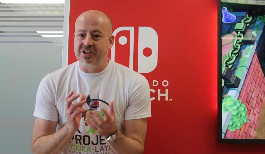 Steve Mayles y Mark Stevenson son expertos en la realización de videojuegos de plataformas, tanto en 2D como en 3D, desde Donkey Kong Country a Yooka Laylee.