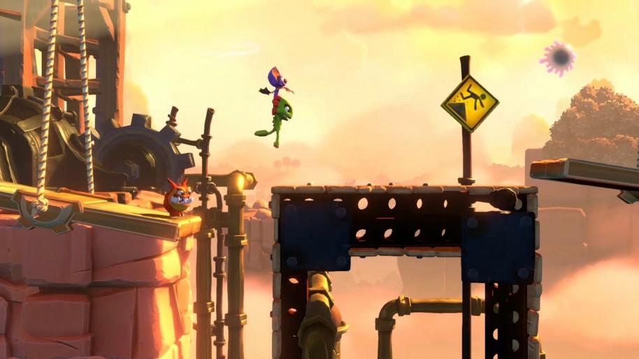 Con Yooka Laylee and the Impossible Lair, los desarrolladores de Playtonic han logrado superar su trabajo anterior, gracias a un muy gratificante diseño de niveles.