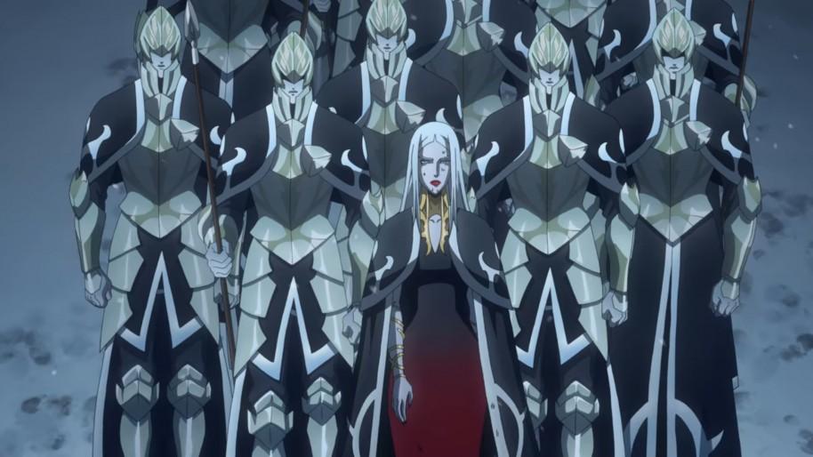 Crítica de la temporada 3 de Castlevania de Netflix: La evolución animada del mito de Konami