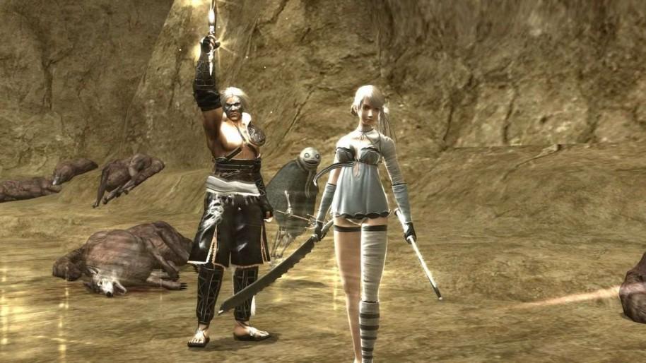 La diferencia entre Replicant y Gestalt es a quien salvas: tu hermana en el primer caso, tu hija en el segundo.