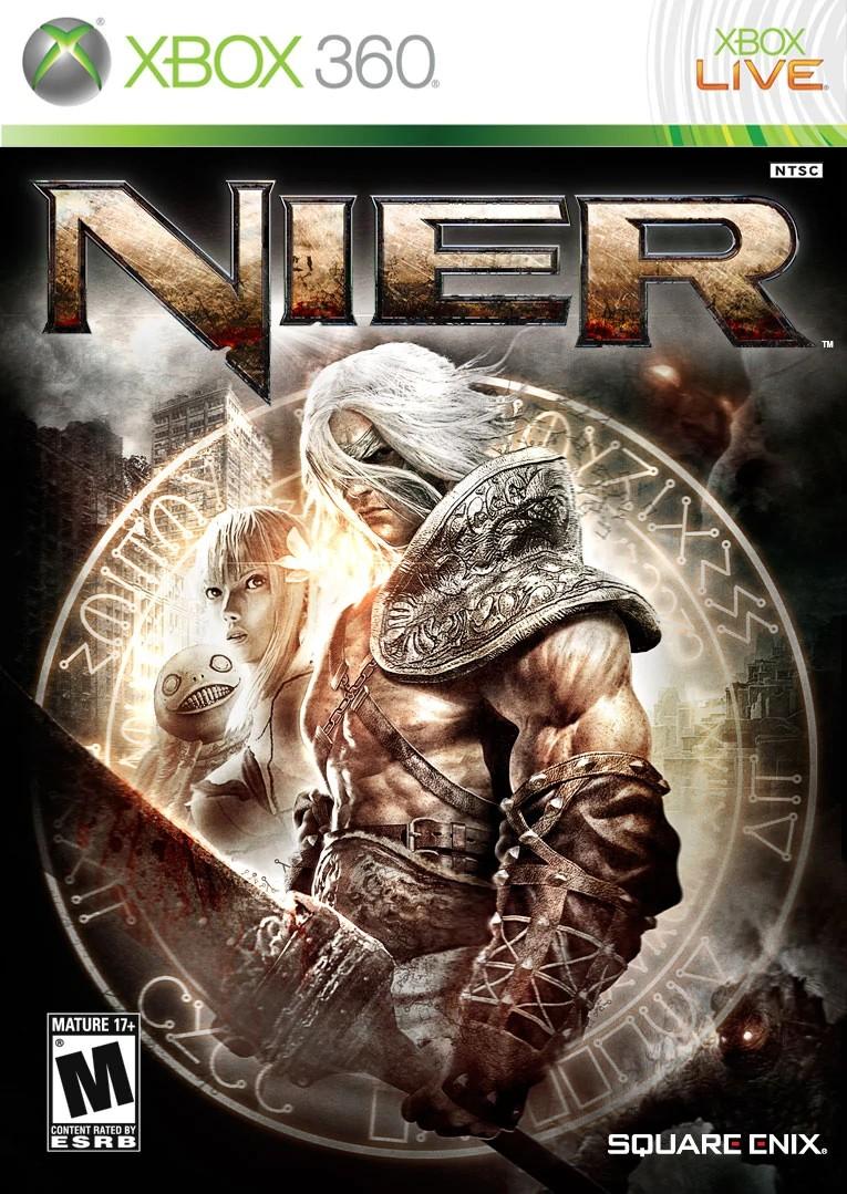 Tras diez años desde su lanzamiento, Nier volverá a la vida en forma de remasterización para PC, Xbox One y PS4.