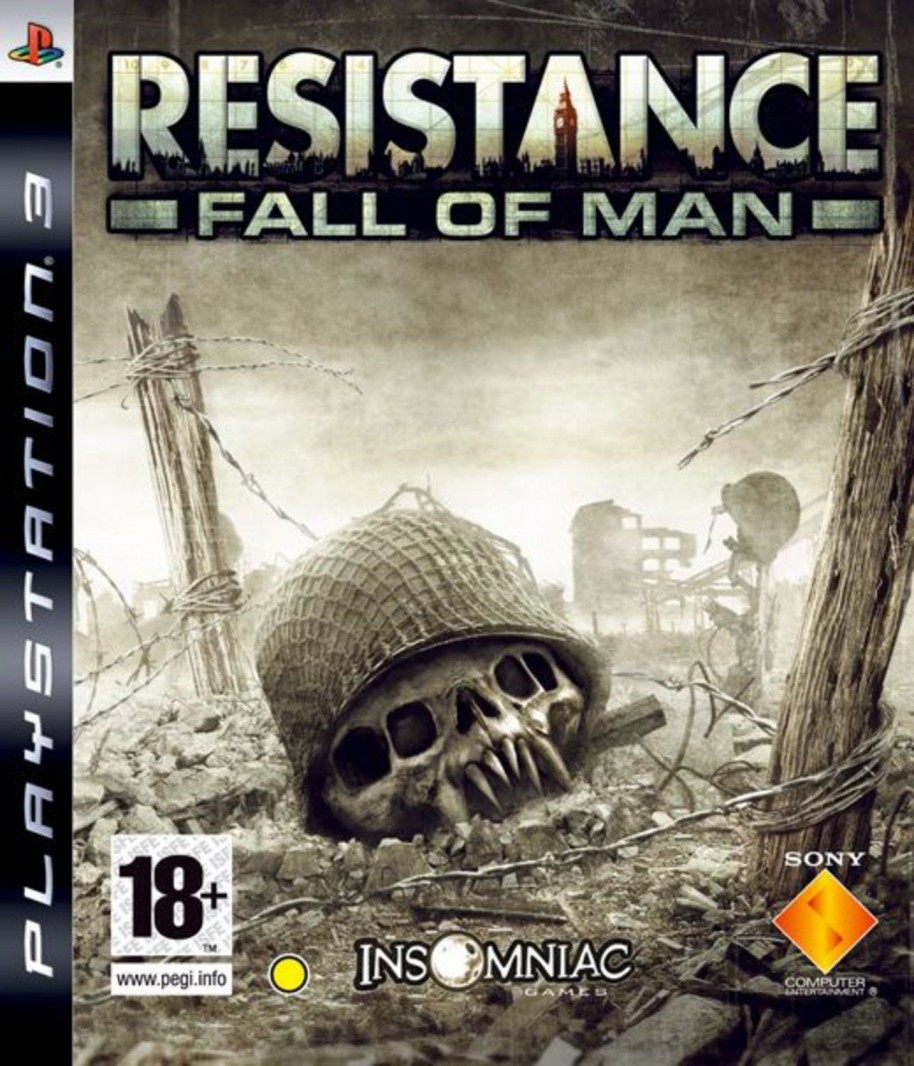 Resistance: Fall of Man (2007)