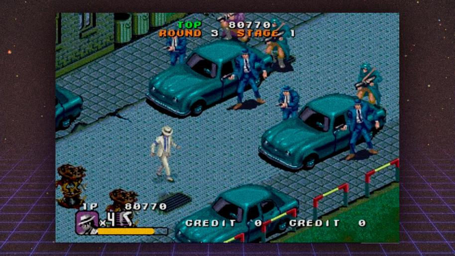 Moonwalker, los videojuegos de Michael Jackson que entusiasmaron en los 90