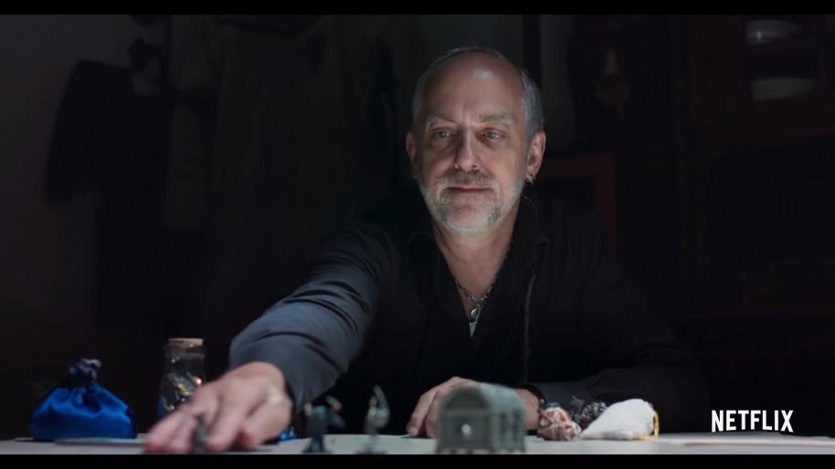 La presentación de Garriott es la más épica que se ha visto en un documental de Netflix.