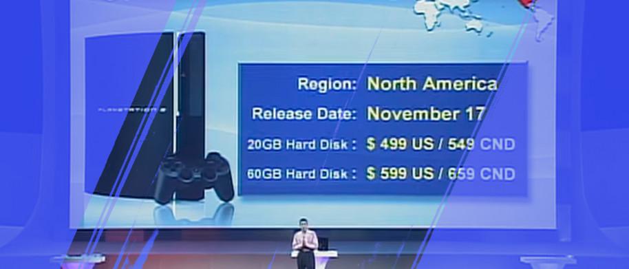 Ganadores y perdedores: la historia detrás de los precios de cada PlayStation