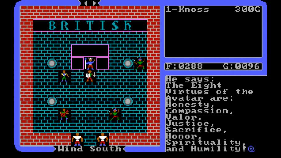 Se lanzó 10 años antes de que yo naciera, pero Ultima 4 ha sido mi mayor reto como jugador