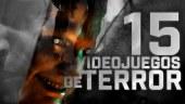 15 videojuegos ideales para pasar terror en Halloween
