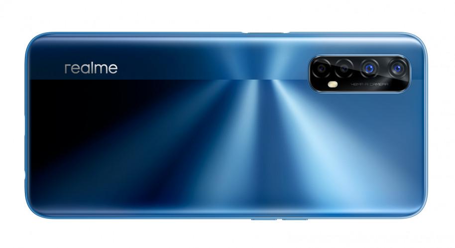 realme 7, tu smartphone gaming por menos de 200 euros con carga rápida de 30W