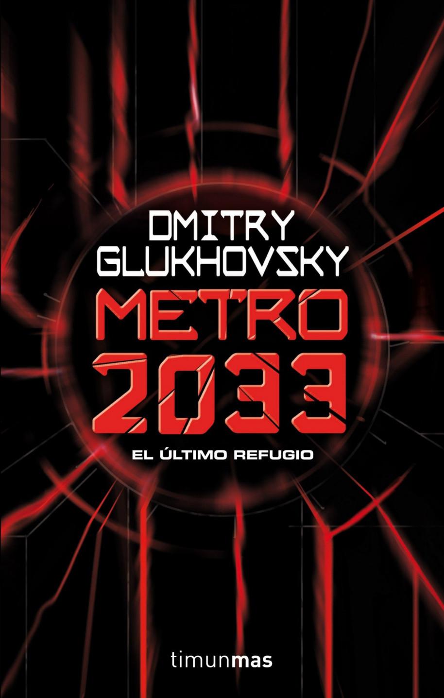 El videojuego se basó en la obra de Dmitri Glujovski, Metro 2033, que fue publicada online en el año 2002.