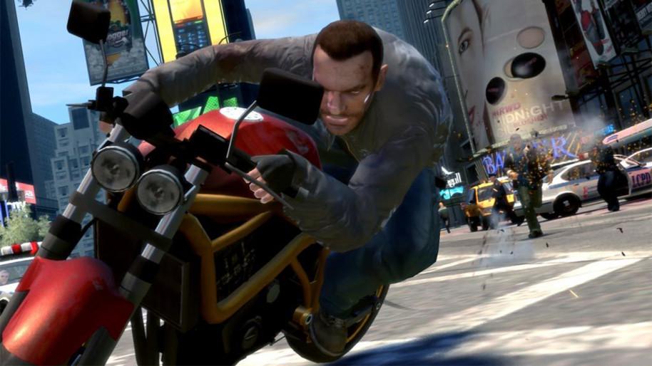 GTA IV se lanzó en abril de 2008, varios meses después de su fecha de lanzamiento inicialmente prevista.