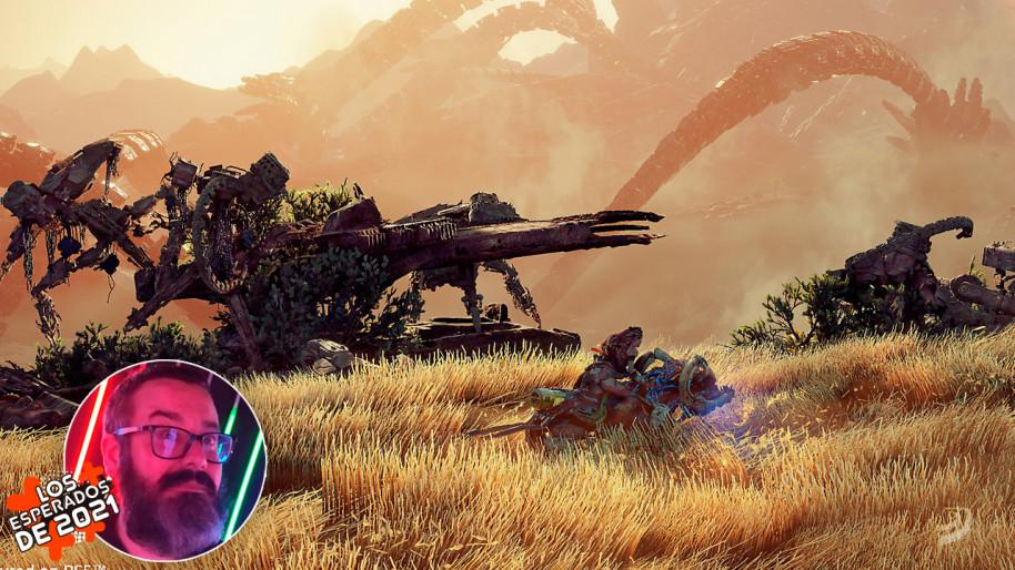 Los videojuegos más esperados de 2021 para la redacción de 3DJuegos. ¿Qué lanzamientos nos esperan?