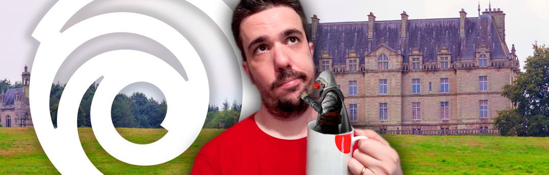 ¿Sabías que Ubisoft nació en un hermoso castillo de la campiña francesa? Esta es su historia