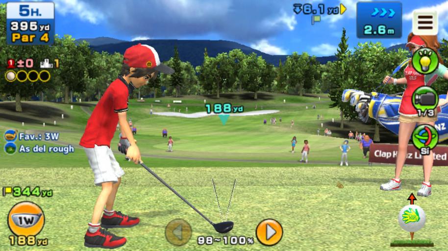 Fantasian / Clap Hanz Golf