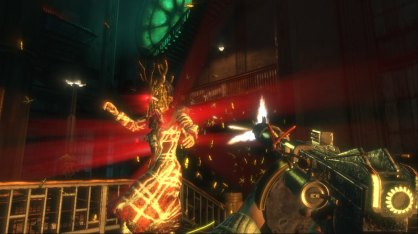 BioShock Challenge Rooms análisis