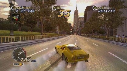 OutRun Online Arcade Xbox 360