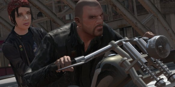 GTA IV The Lost and Damned PS3