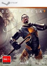 Carátula de Black Mesa - PC