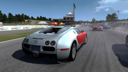 SuperCar Challenge PS3