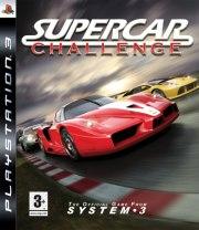 Carátula de SuperCar Challenge - PS3
