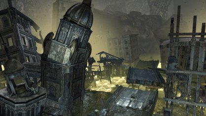 Gears of War 2 Combustible Map análisis