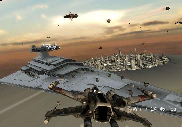 Espectacular (pero cancelado): así lucía Star Wars: Battlefront 3 en Wii