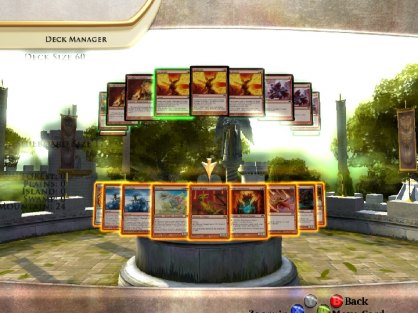 Magic The Gathering Xbox 360