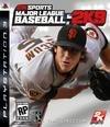 Carátula de Major League Baseball 2K9 - PS3