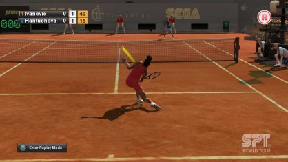 Virtua Tennis 2009 análisis