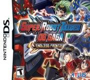 Carátula de Super Robot Taisen OG Saga - DS