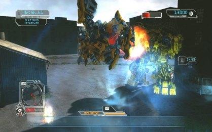 Transformers La venganza análisis