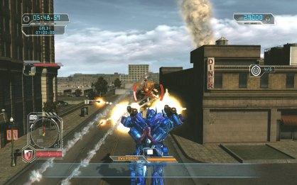 Transformers La venganza Xbox 360