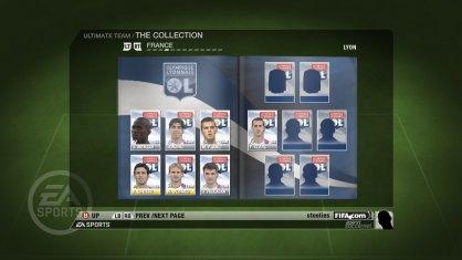 FIFA 09 Ultimate Team análisis