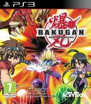 Carátula de Bakugan - PS3