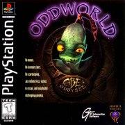 Carátula de Oddworld: Abe's Oddysee - PS1