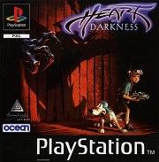 Carátula de Heart of Darkness - PS1