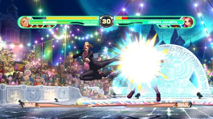 The King of Fighters XII análisis