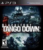 Carátula de Blacklight: Tango Down - PS3