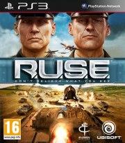 Carátula de RUSE - PS3