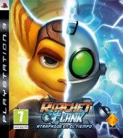 Carátula de R&C: Atrapados en el Tiempo - PS3