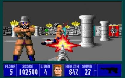 Wolfenstein 3D análisis